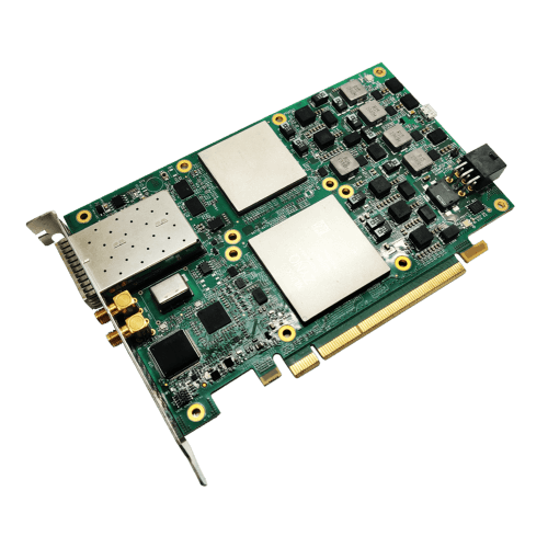 VVDN - ADYA TelcoNIC break FEC Acceleration Card for 5G DU