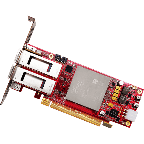 VVDN - Irya Smart Network Interface Card