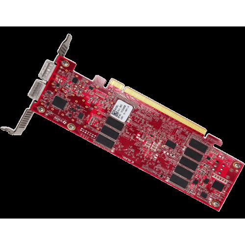 Network Interface Card based on Xilinx Virtex Ultrascale