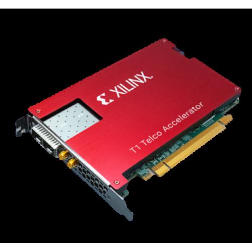 Xilinx T1 Telco Accelerator Card
